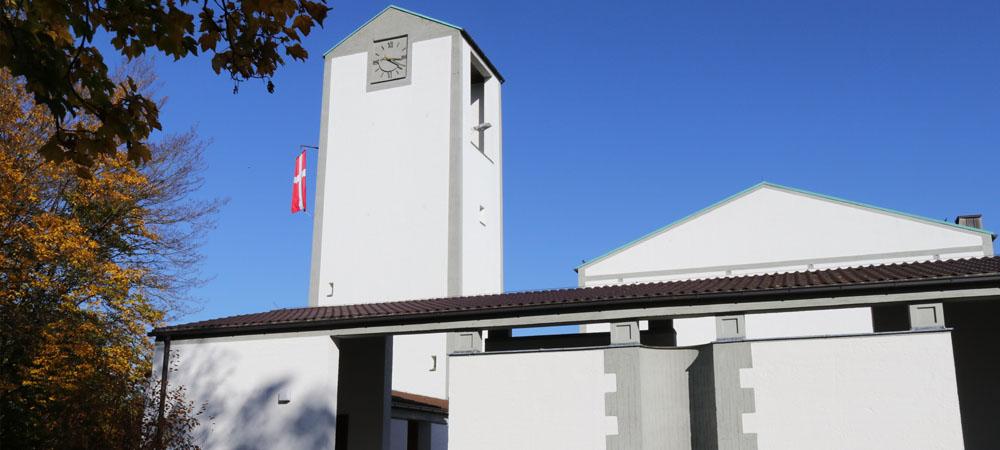 60 jähriges Kirchenjubiläum