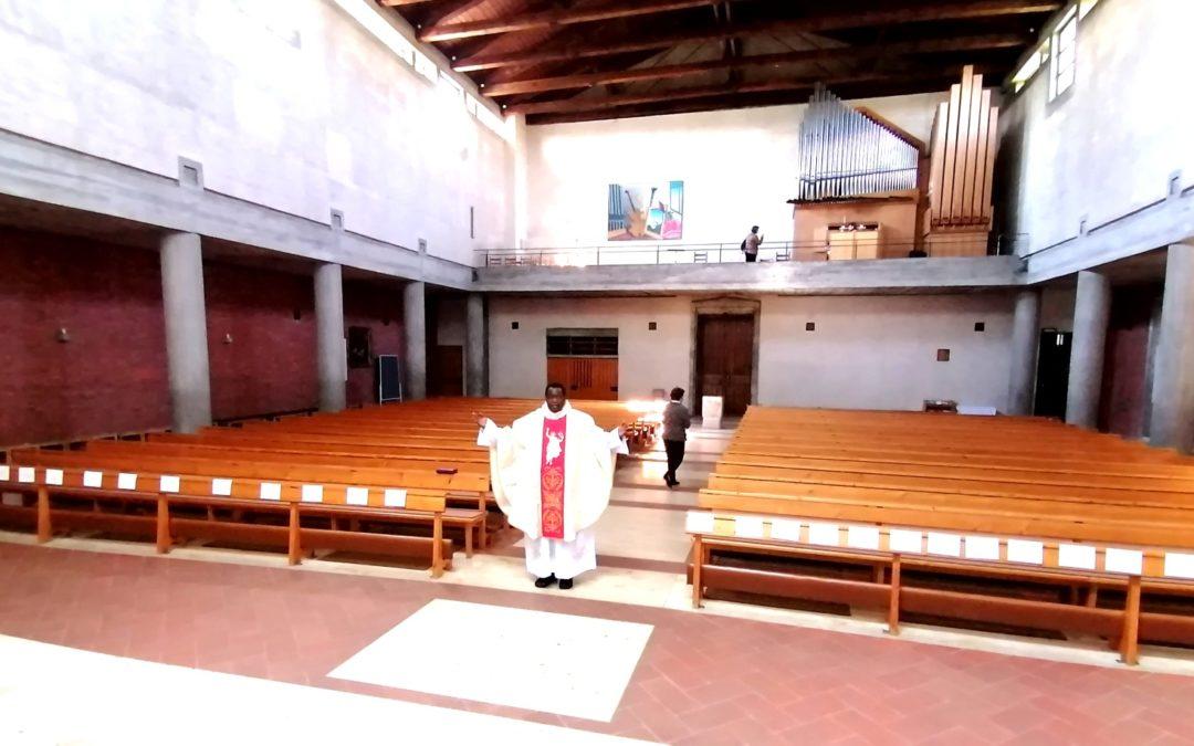Gottesdienst für Erstkommunionkinder