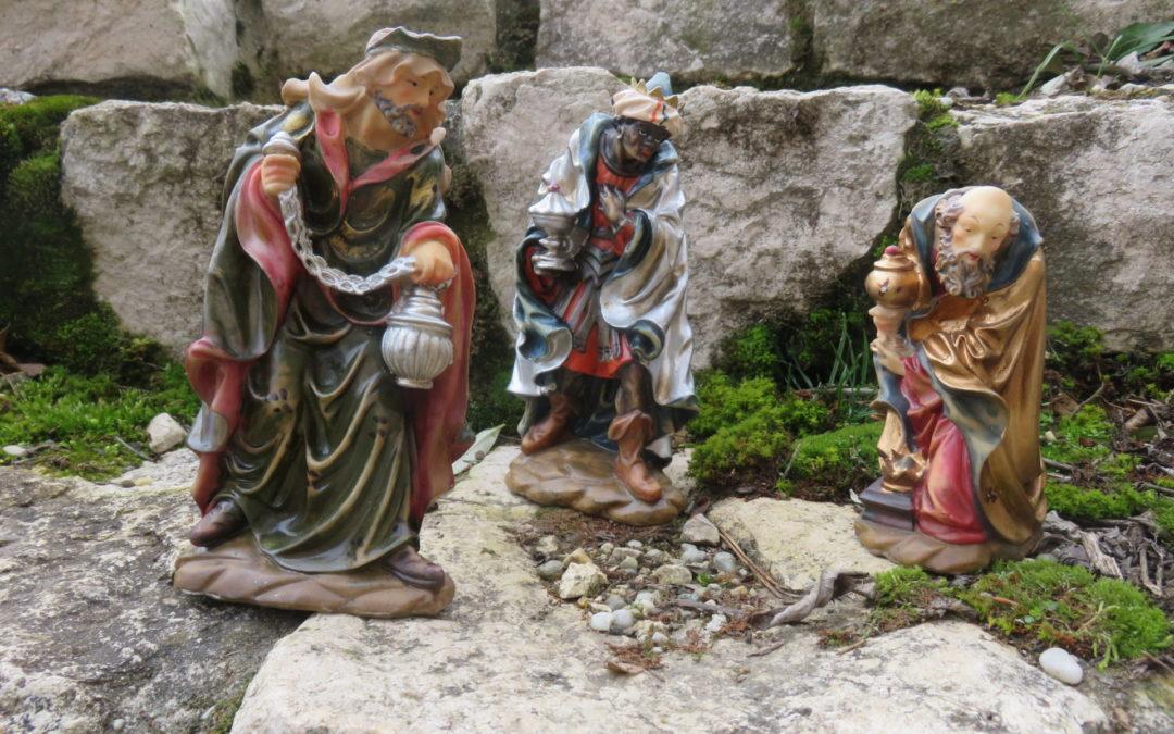 Heilige Drei Könige Aktion