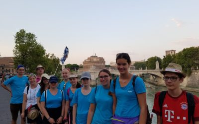 Ministrantenwallfahrt Rom 2018