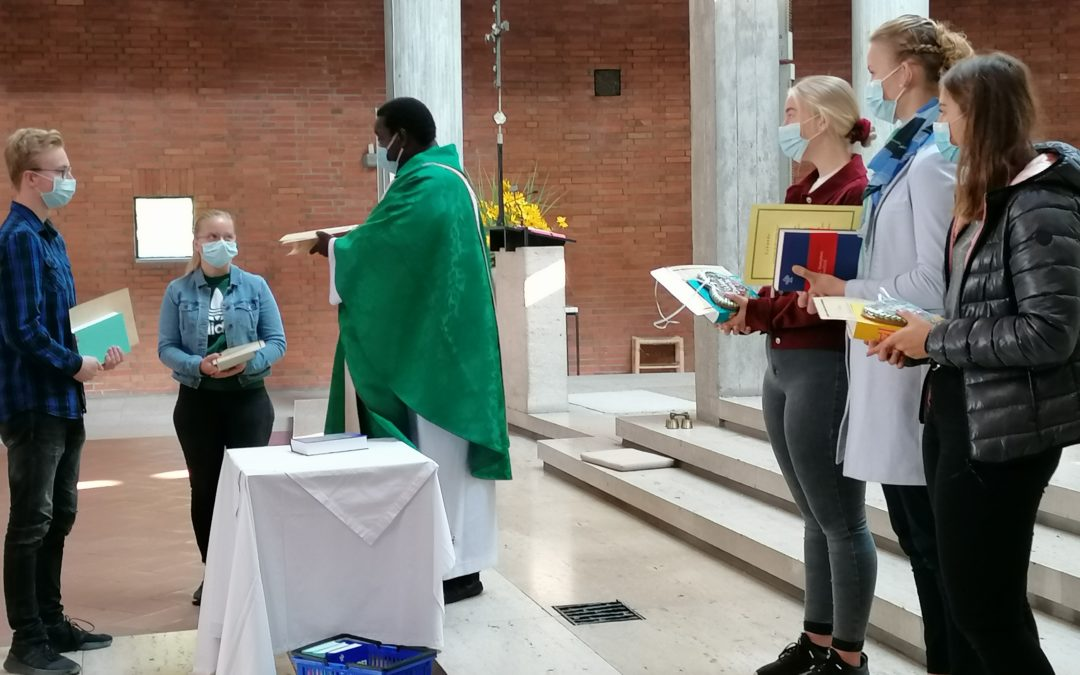 Die Pfarrei Rohrbach sagt Danke!