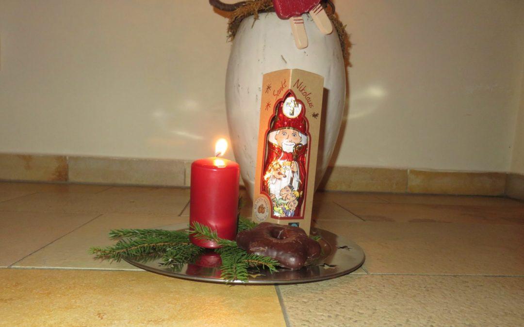 Advent, Advent…..