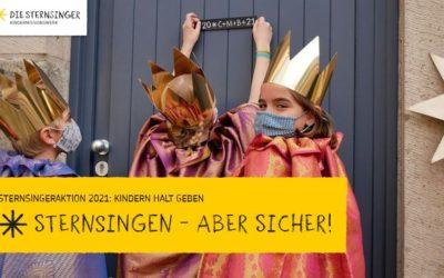 Sternsinger gesucht! Anmeldung bis 06.12.2020