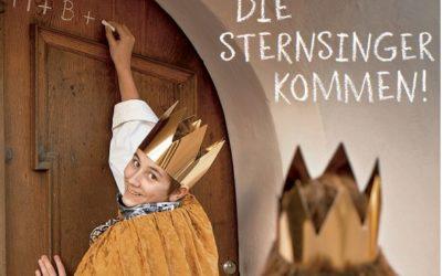 Die Sternsinger kommen!  Anmeldung bis 14.12.2020